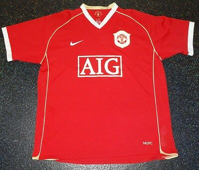 798a8864f1f VINTAGE MANCHESTER United Nike Football Shirt Jersey - XL - £9.95 ...