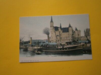 Anvers  - LE STEEN