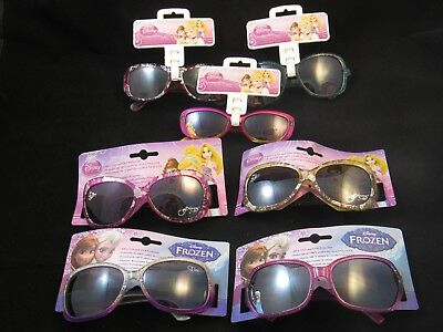 Kid's Disney Princess Sunglasses including Frozen 100 Pair NWT---$99
