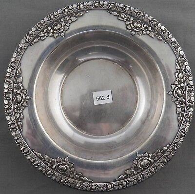 """Nice Wallace Normandie 6"""" Sterling Silver Bowl"""