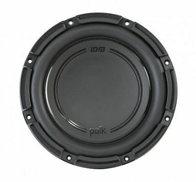 "Polk Audio DB1040DVC 270W 10"" Dual 4 ohm DB Series Car Subwoofer"