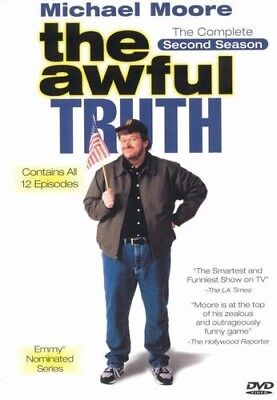 The Awful Truth : Series 2 (DVD, 2003, 2-Disc Set) *New & Sealed* Region 4
