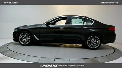 BMW 5 Series 530i 530i 5 Series Nearly New Courtesy Car Low Miles 4 dr Sedan Automatic Gasoline 2.