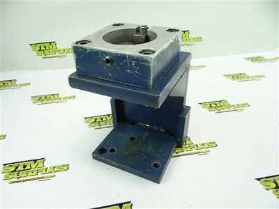 Heavy Duty Bench Top 40 Taper Tool Removal Fixture
