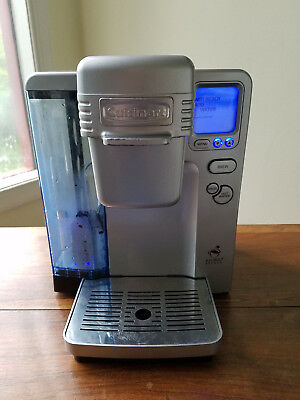 Cuisinart Ss 700 K Cup Keurig Brewing System Coffee Maker Great