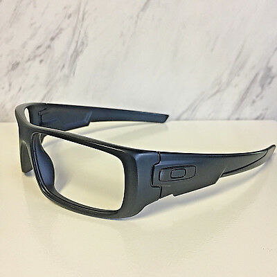 579d85ecd73 New Oakley Crankshaft Sunglasses Authentic Black (Frames Only) with Black