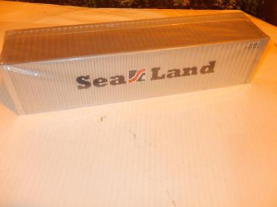 G Scale - Usa Trains- 1710 -40' Intermodal Container- Sealand - New - W57