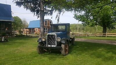 1929 REO stake bed Reo speedwagon flatbed 1929