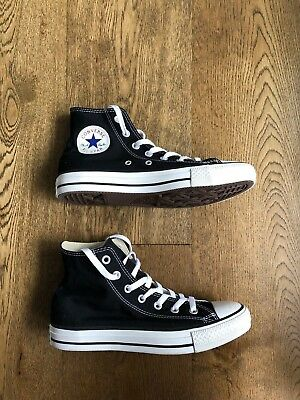 Chuck Taylor All Star Classic High Top Black size US 6