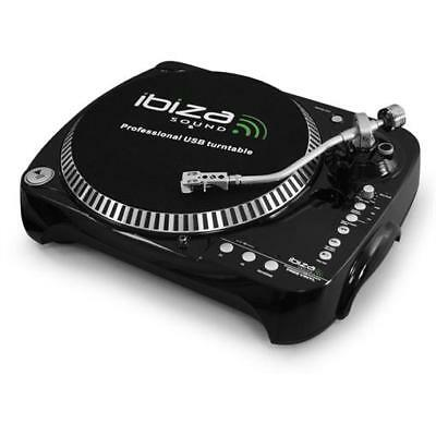Plato Dj Usb Sd Grabacion Vinilo A Mp3 Tocadiscos Para Digitalizar Discos Pc Mac