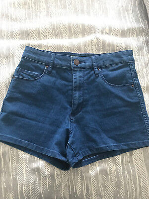 Riders Womens Booty Denim Shorts Size 8