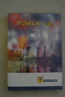 - The Power Cd [Pc Cd-Rom] History & Use Of Electricity [Aussie Seller] $29.75
