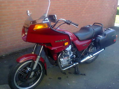 Honda Gl500 Silverwing - rare bike only 32 left on the road.