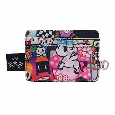 Ju-Ju-Be Tokidoki Collection Be Charged Slotted Card Case, Sushi Cars