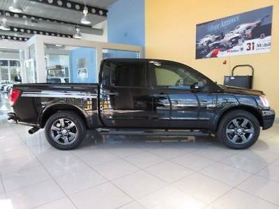 2012 Nissan Titan  2012 Nissan Titan 2WD Crew Cab SV 5.6l w/ EXTRAS Pioneer DVD SYS EXHAUST & MORE