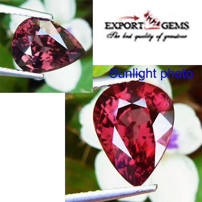 4.44Ct Natural Color Change Garnet