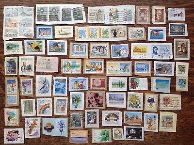 Collection Of Finland Stamps Kiloware