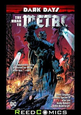 DARK DAYS THE ROAD TO METAL HARDCOVER (256 Pages) New Hardback