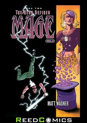 MAGE BOOK 2 HERO DEFINED VOLUME 4 GRAPHIC NOVEL Collects Hero Defined #9-15