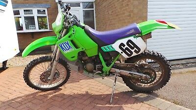 Kawasaki KDX200 1990 Enduro - Road Registered