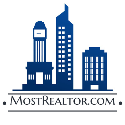 MostRealtor.com PREMIUM Real Estate Home Realty Business Website Domain Name NR!
