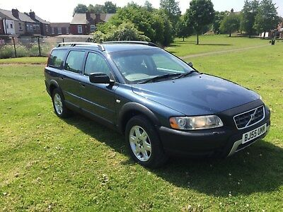 55 Reg Volvo Xc70 Cross Country-2.4 D5 Se Estate-135,000 2 Keys-Full-4 X4