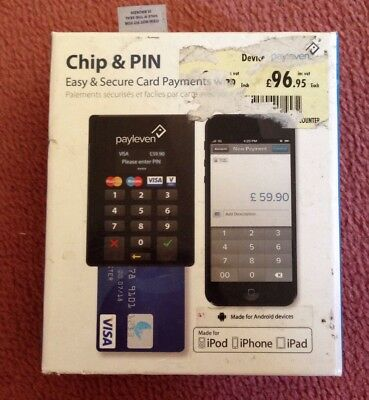 Payleven Chip And Pin iOS Android Card Reader Payments Via Mobile Phone