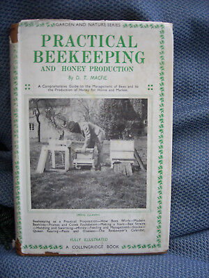 Practical Beekeeping and Honey Production by D.T.Mackie