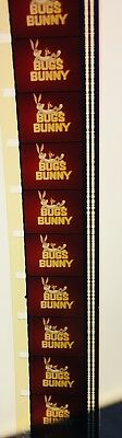 Baseball Bugs 16mm Film Reel Looney Tunes Merrie Melodies Bugs Bunny Rare Cool