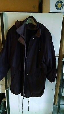 Women's winter coat, lined, FS Limited size 2X, good used condition