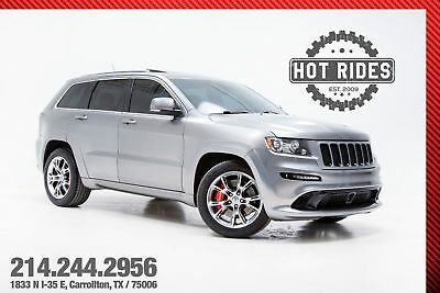 Jeep Grand Cherokee SRT8 2012 Jeep Grand Cherokee SRT8 SUV