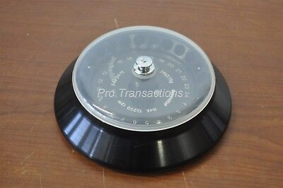 Eppendorf F45-24-11 Rotor 24x3,75g for 5415D Centrifuge w/Lid