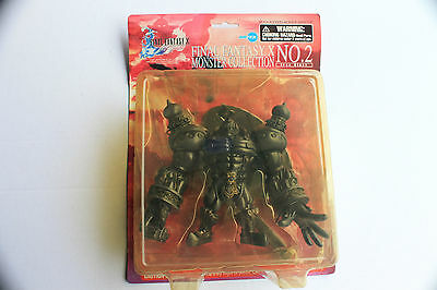 *Final Fantasy X 10* Monster Collection No.2* Iron Giant* NEU&OVP!