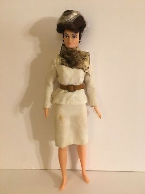 "Vintage 1960s Remco Lisa Littlechap 15"" Doll w/ Tagged Outfit"