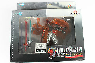 *Final Fantasy VIII 8 * Guardian Force Gilgamesh* Seltene Clear Version* RAR!