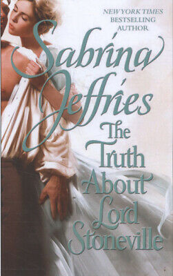 The truth about Lord Stoneville by Sabrina Jeffries (Paperback / softback)