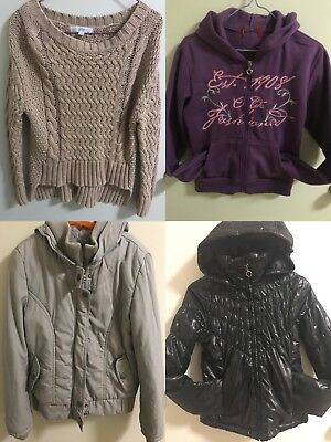 Forever New, Giordano, Semir Winter jacket/ Knitted Jumper Size 6/ Small