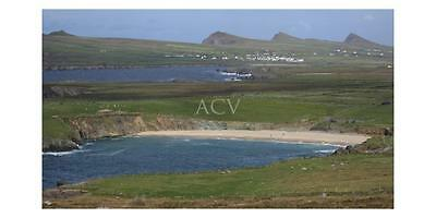 "West Coast Ireland Panoramic Photograph Ready For Framing ""Three Sisters"""
