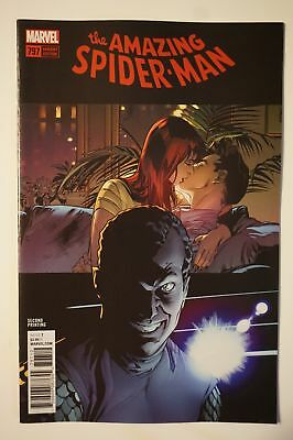 AMAZING SPIDER-MAN # 797 Comic ~ 2nd PRINT Kiss VARIANT ~  Red Goblin NM/UNREAD