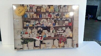 Red Wing Pottery Stoneware Jigsaw Puzzle - Issue 1 - New in Box