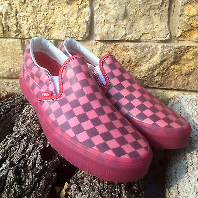 Slip Rubber Hibiscus Translucent NEW On VANS CLASSIC VN0A38F7QEE EvYnXqp4