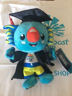 2018 Commonwealth Games Official Borobi Plush 25cm - Griffith University Edition