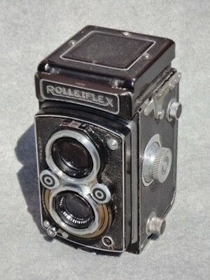 Rolleiflex Automat TLR  Medium format Camera