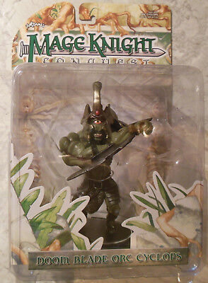 WizKids Mage Knight Conquest Doom Blade Orc Limited Edition (Mint, Sealed)