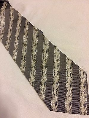 VERSUS Gianni Versace cravatta tie original 100% seta silk made in Italy new