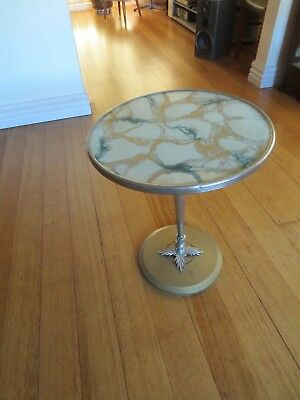 Vintage Art Deco Smoking Table. Good condition