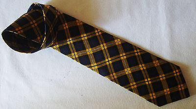VERSACE Cravatta Tie 100% Seta Silk Original Made in Italy Nuova New