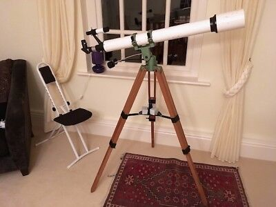 Pentax J80 Quality Astronomical Refracting Telescope