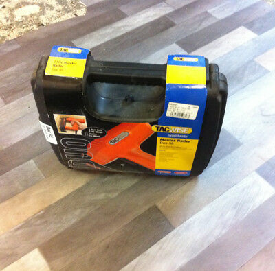 Electric nail gun (brand new unopened) Tacwise Duo35