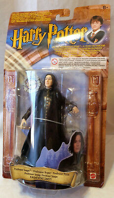 Harry Potter and the Philosopher's Stone: Professor Snape poseable figure.